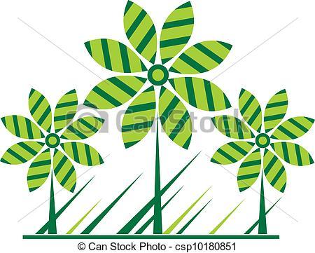 450x361 Go Green Vector Design Clipart Vector
