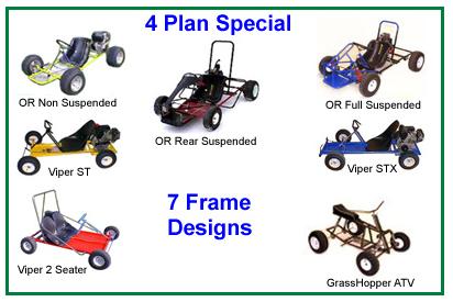 412x275 Diy Go Kart Plans Go Kart Designs