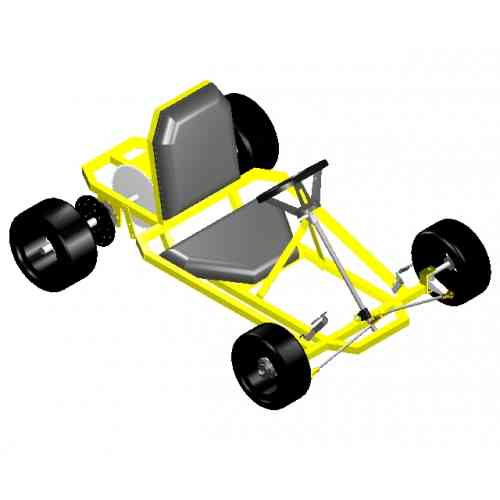 500x500 Go Kart Plans And Blueprints By Spidercarts