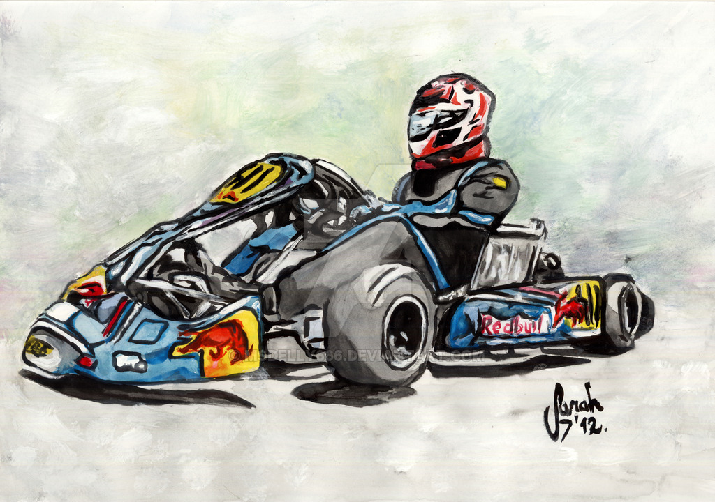 1024x720 Go Kart By Msdelly666
