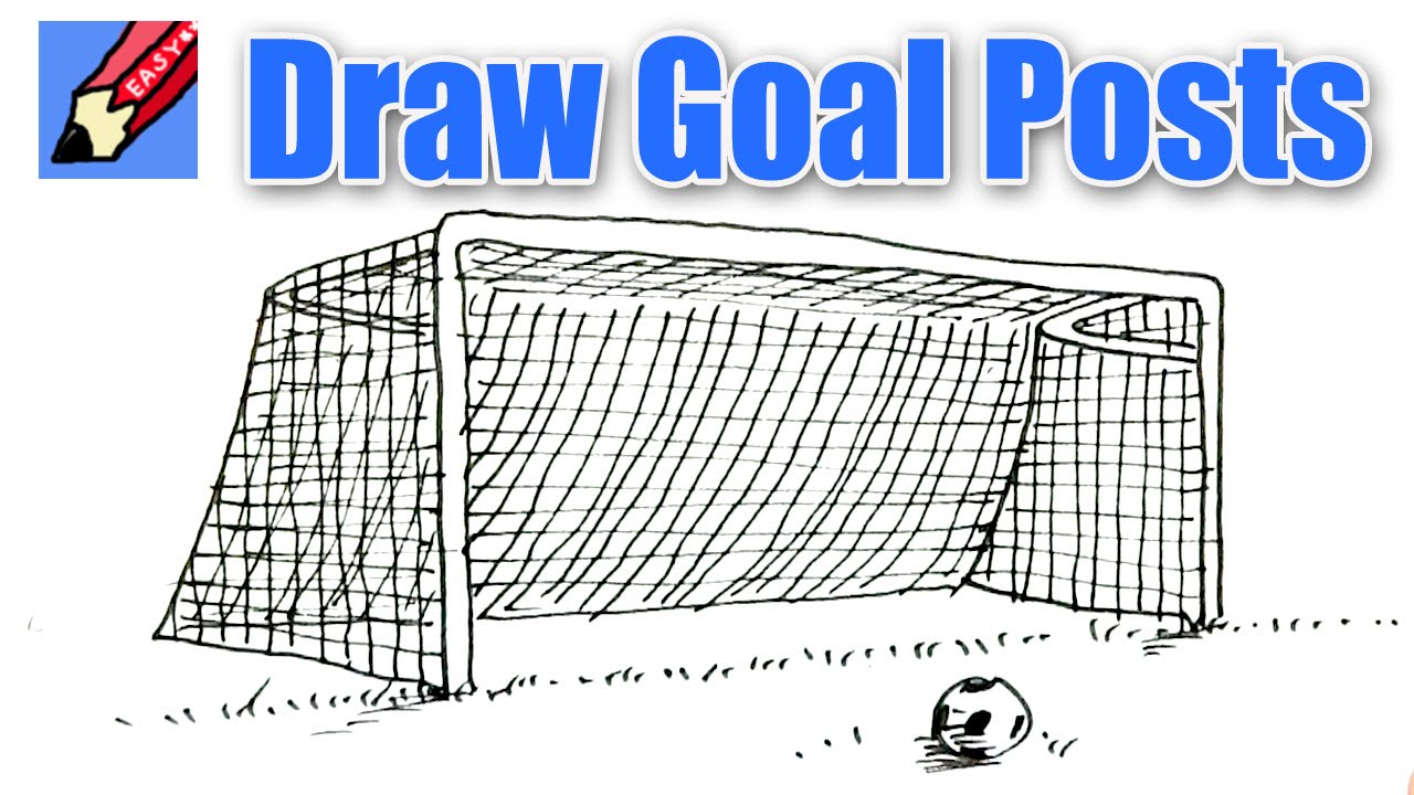 1280x720 Draw A Goal Real Easy