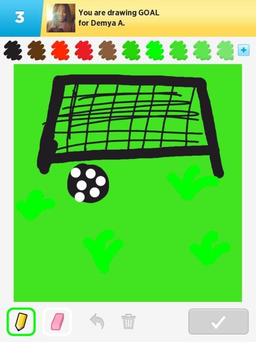 500x667 Goal Drawings
