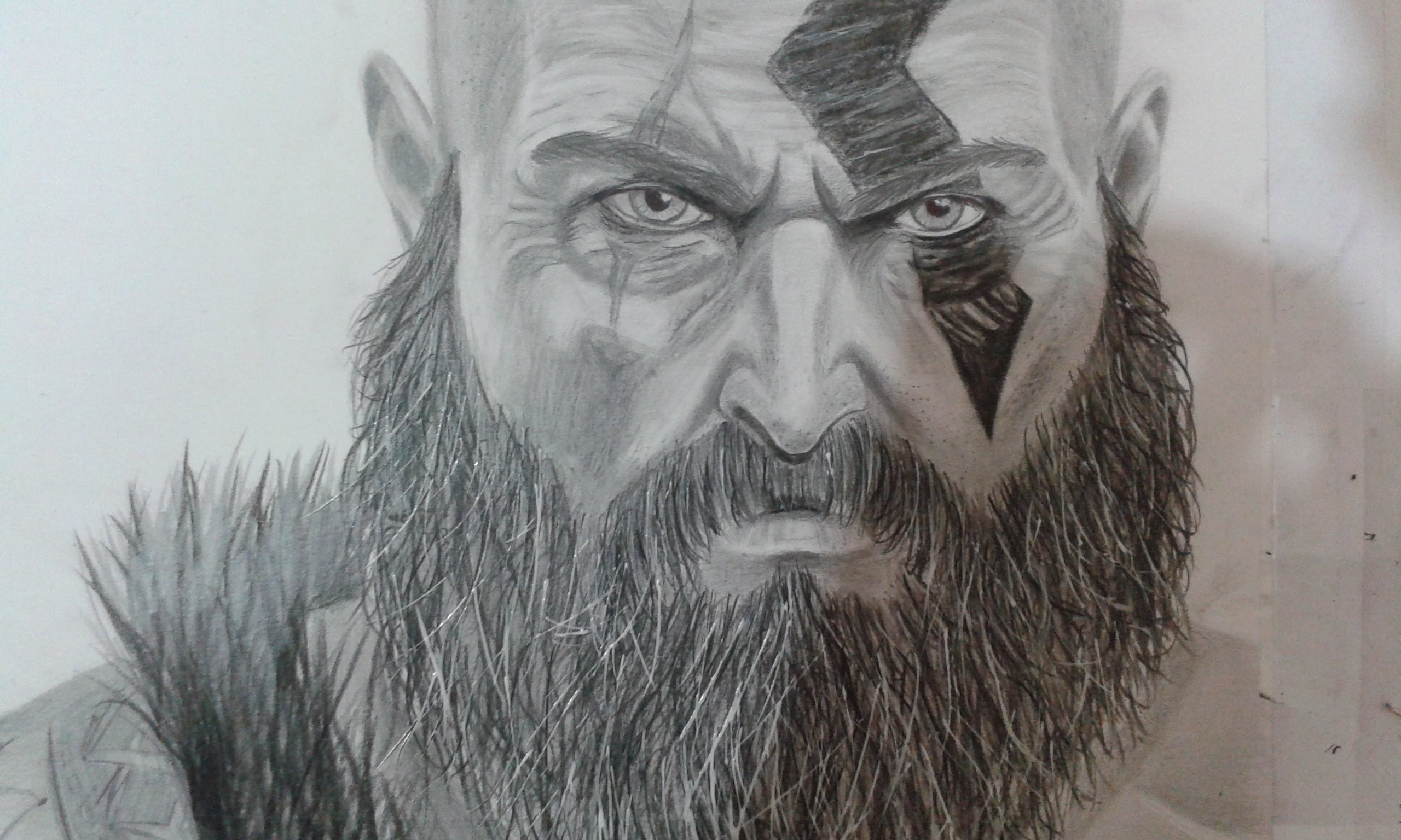 God Of War Drawing At Getdrawings Com Free For Personal