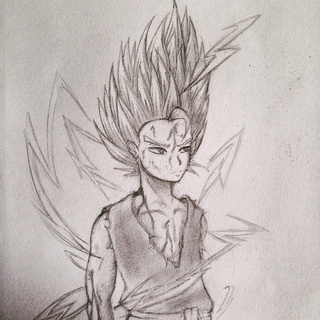 320x320 Ssj Drawings On Paigeeworld. Pictures Of Ssj