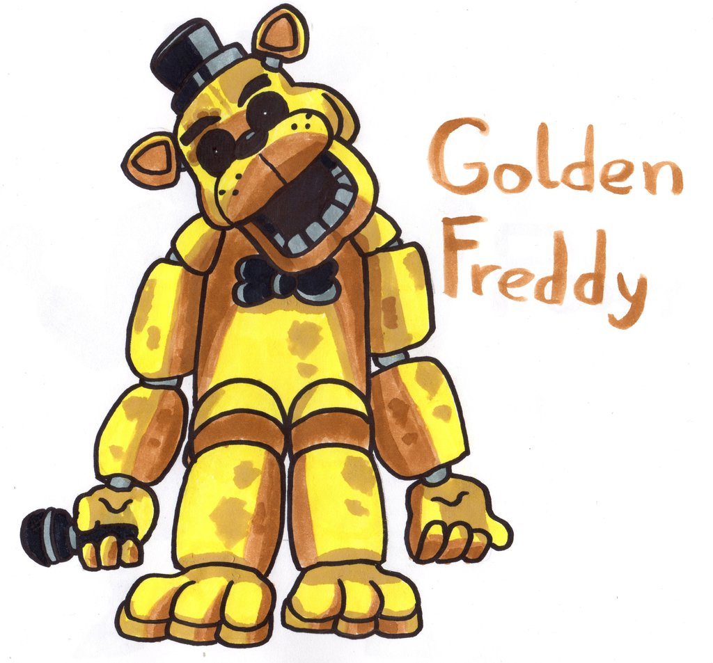 1024x953 Freddy By Youcandrawit