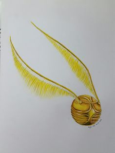 236x314 How To Draw The Golden Snitch Step 6 Talk Nerdy Me