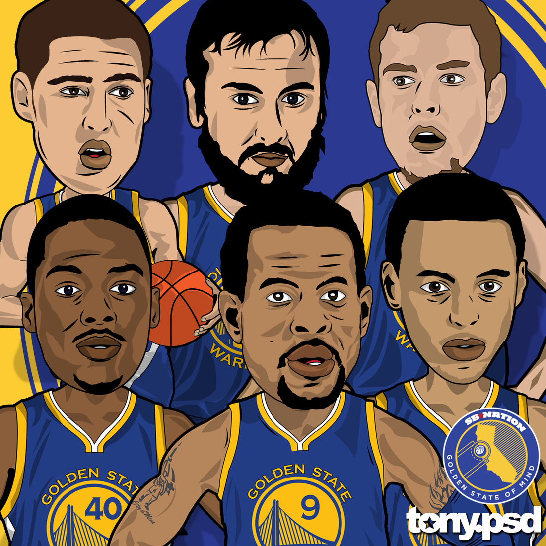 1100x1100 Drawing Up The Dubs Gang 2013 14 Roster
