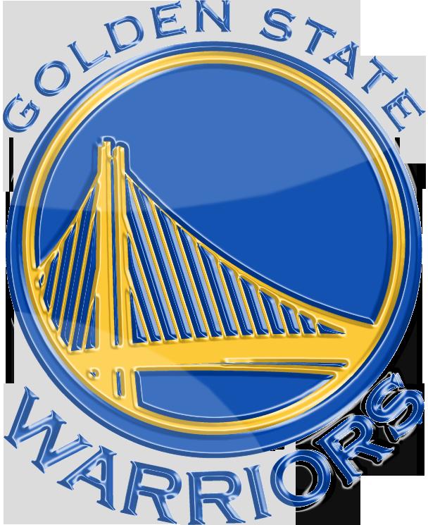 608x745 Golden State Warrior 3d Logo By Warriors