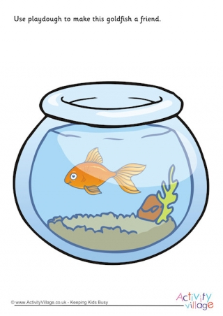 320x452 Goldfish Printables