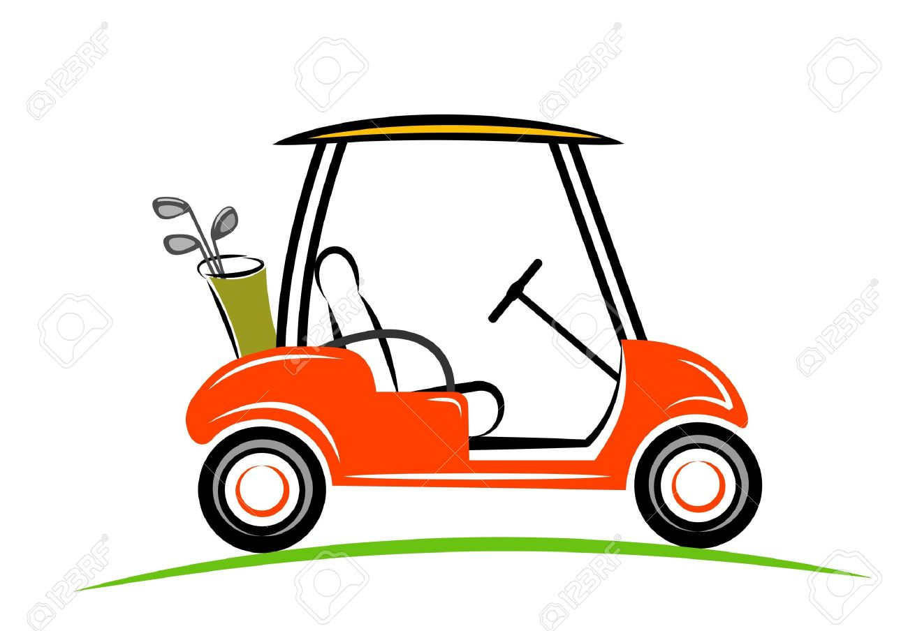 1300x904 Golf Car Stock Photo, Picture And Royalty Free Image. Image 3973069.
