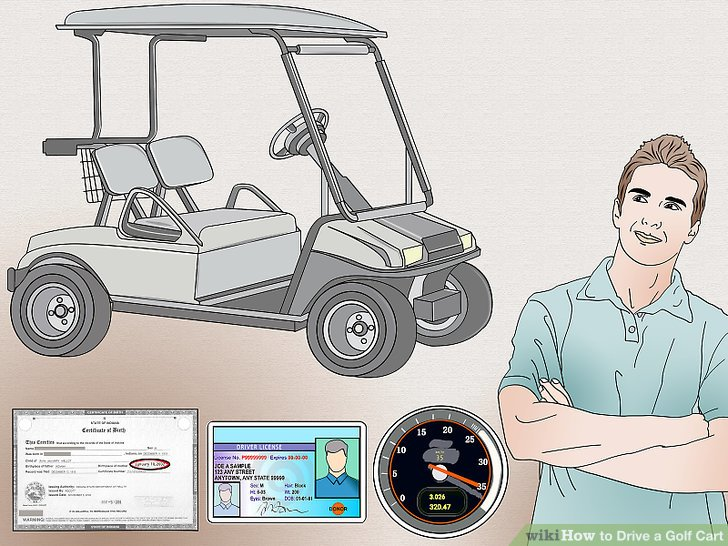 728x546 How To Drive A Golf Cart 11 Steps (With Pictures)