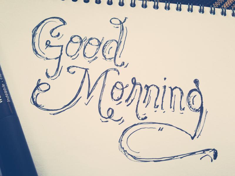 800x600 Good Morning