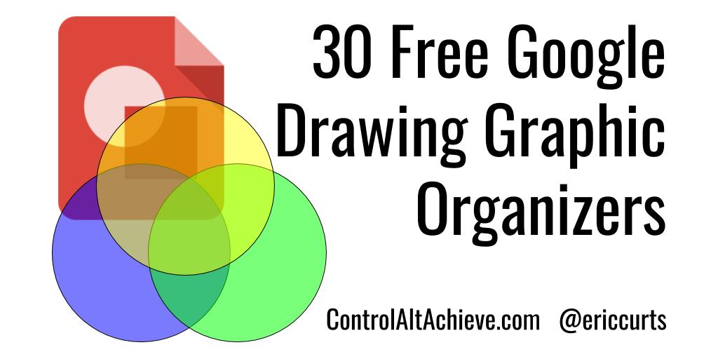 1024x512 Control Alt Achieve 30 Free Google Drawings Graphic Organizers
