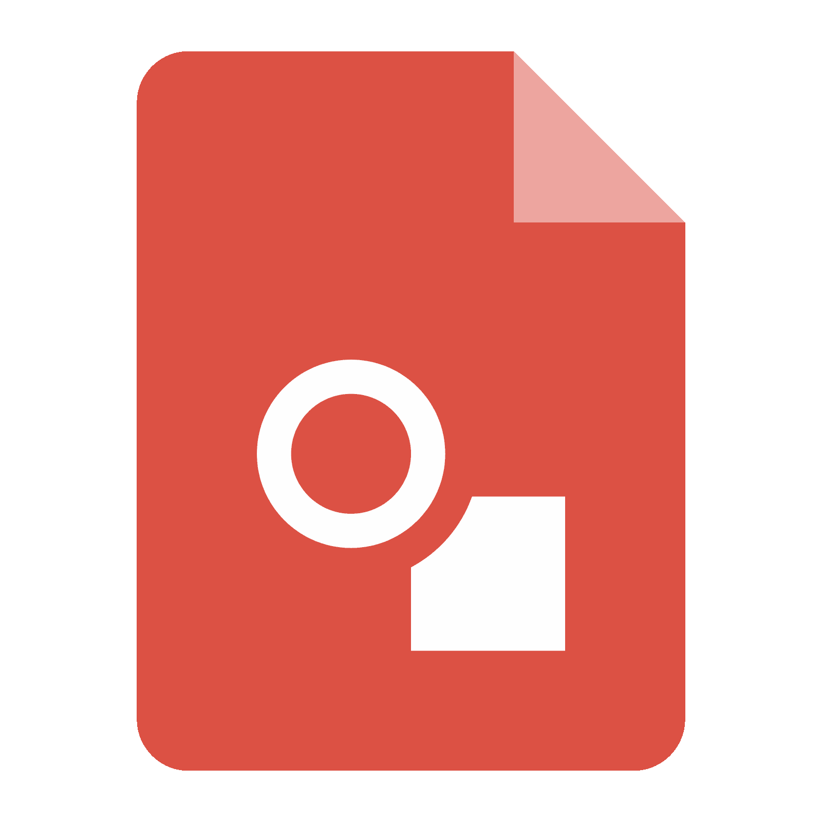 1600x1600 Google Drawing Icon