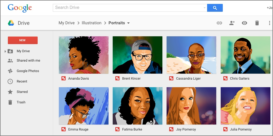 1044x521 Incredible Art Made Entirely In Google Drawings