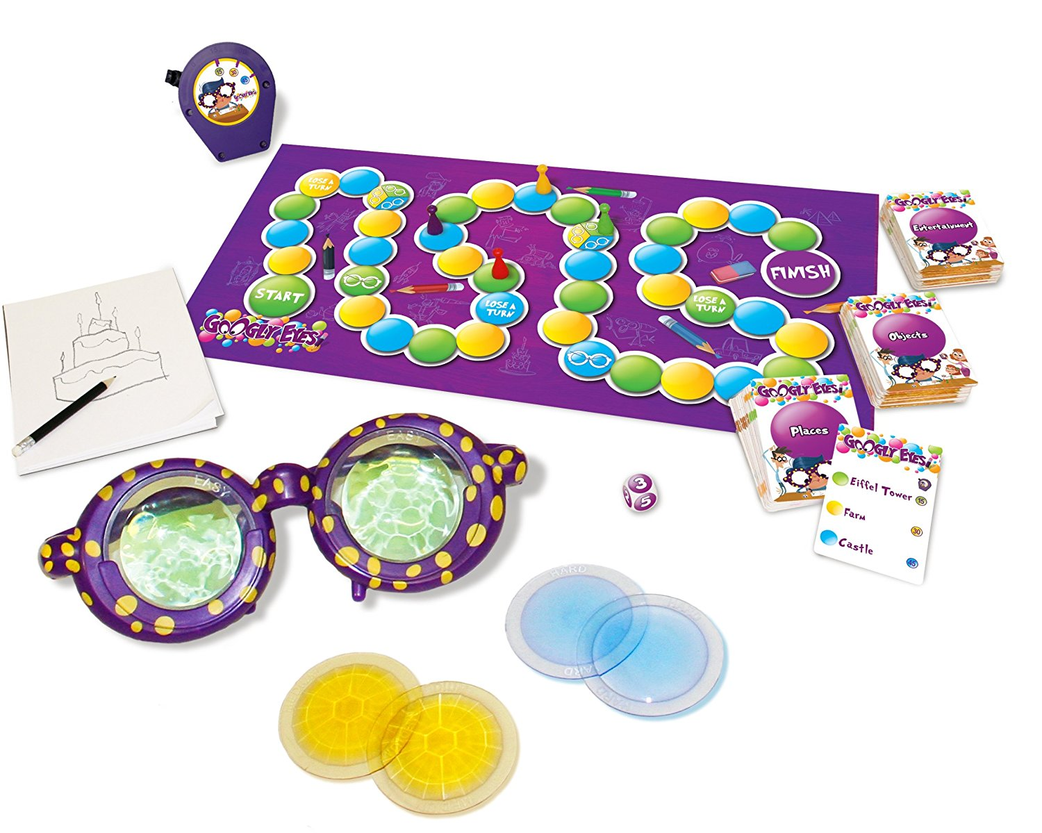 1500x1199 Googly Eyes Game Family Drawing Game With Crazy