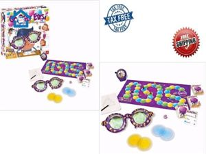 300x225 Family Drawing Game With Crazy Googly Eyes Vision Altering Glasses