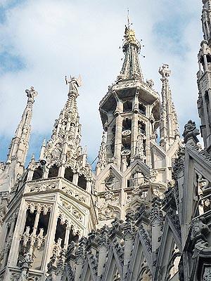 300x400 Climb Milan's Duomo