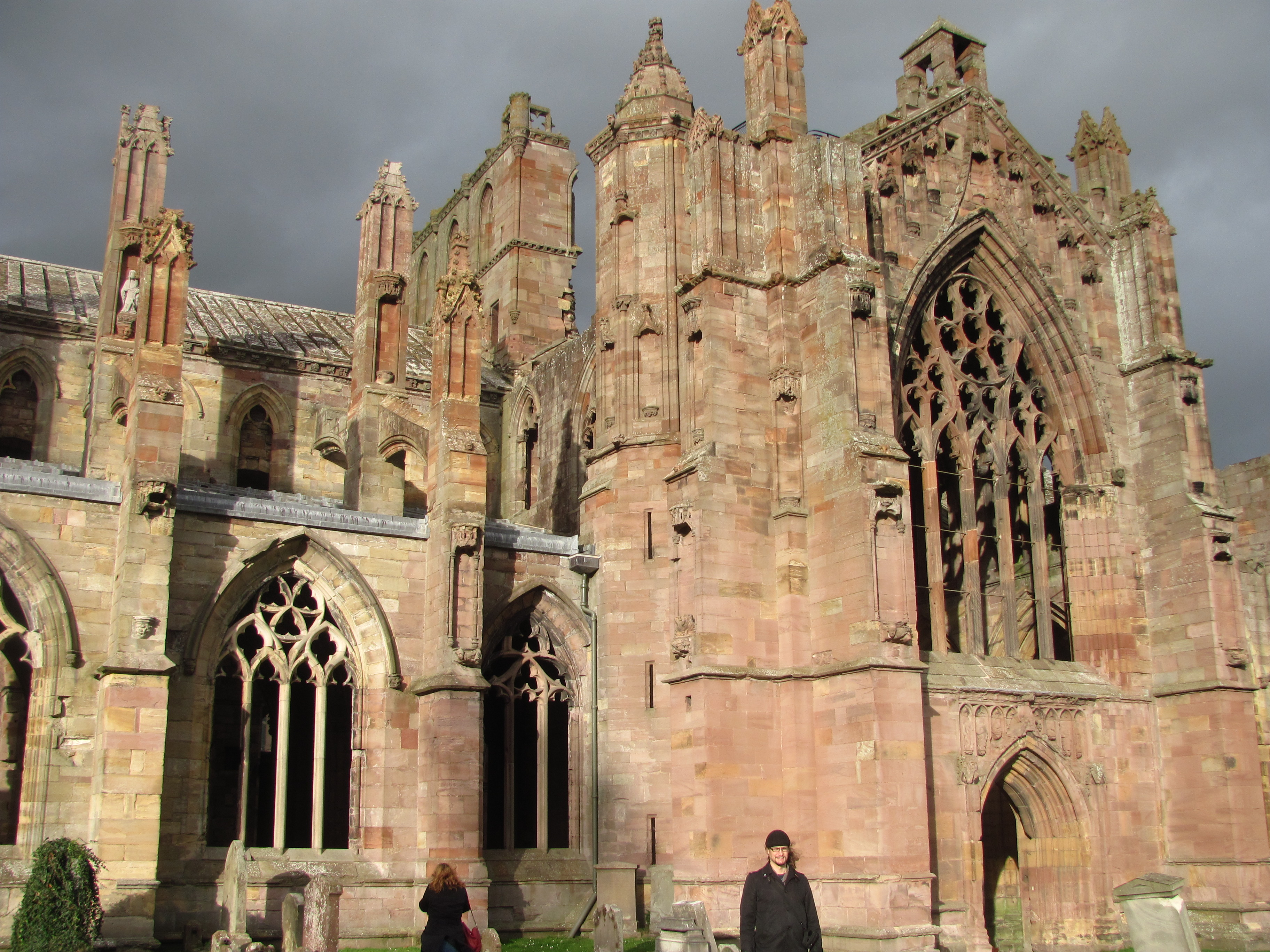 3648x2736 Gothic Architecture The Pocket Scroll