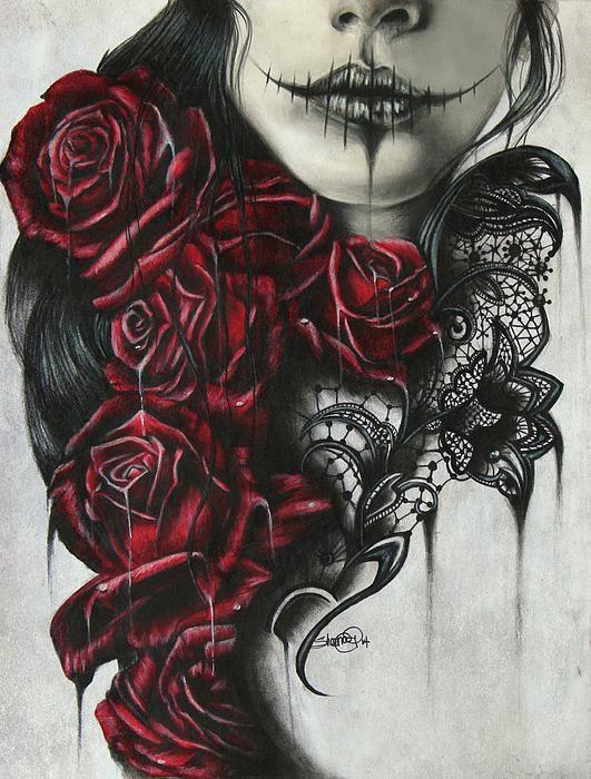 531x700 By Sheena Pike ~ Art ~ Coloured Pencil