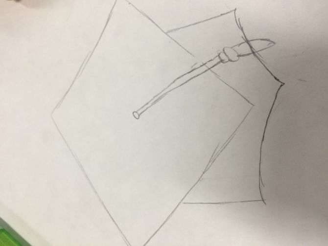 670x503 How To Draw A Graduation Cap 5 Steps (With Pictures)