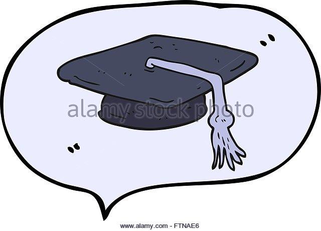 640x460 Freehand Drawn Cartoon Graduation Cap Stock Photos Amp Freehand