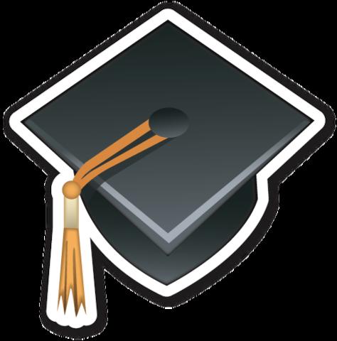 474x480 Graduation Cap Cap, Emojis And Graduation Ideas