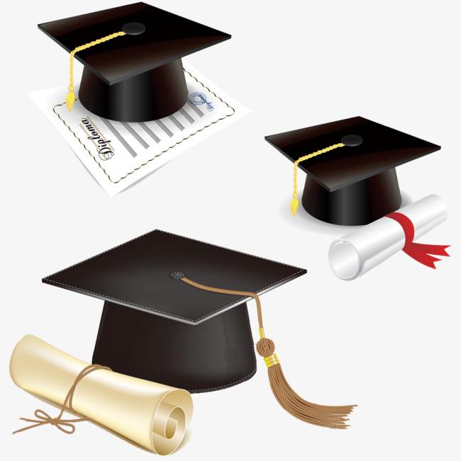 650x651 Graduation Cap Material, Cartoon Hand Drawing, Graduation Cap