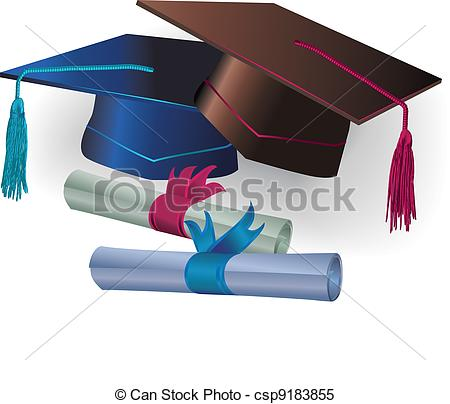 450x404 Graduation Mortar Certificate. Graduation Mortars