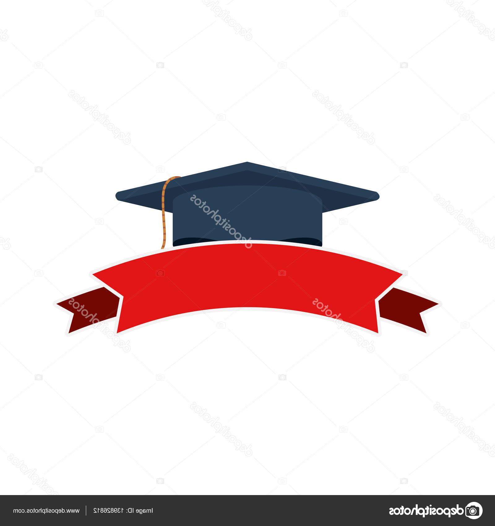 1600x1700 Top 10 Stock Illustration Silhouette Dark Blue Graduation Cap Drawing