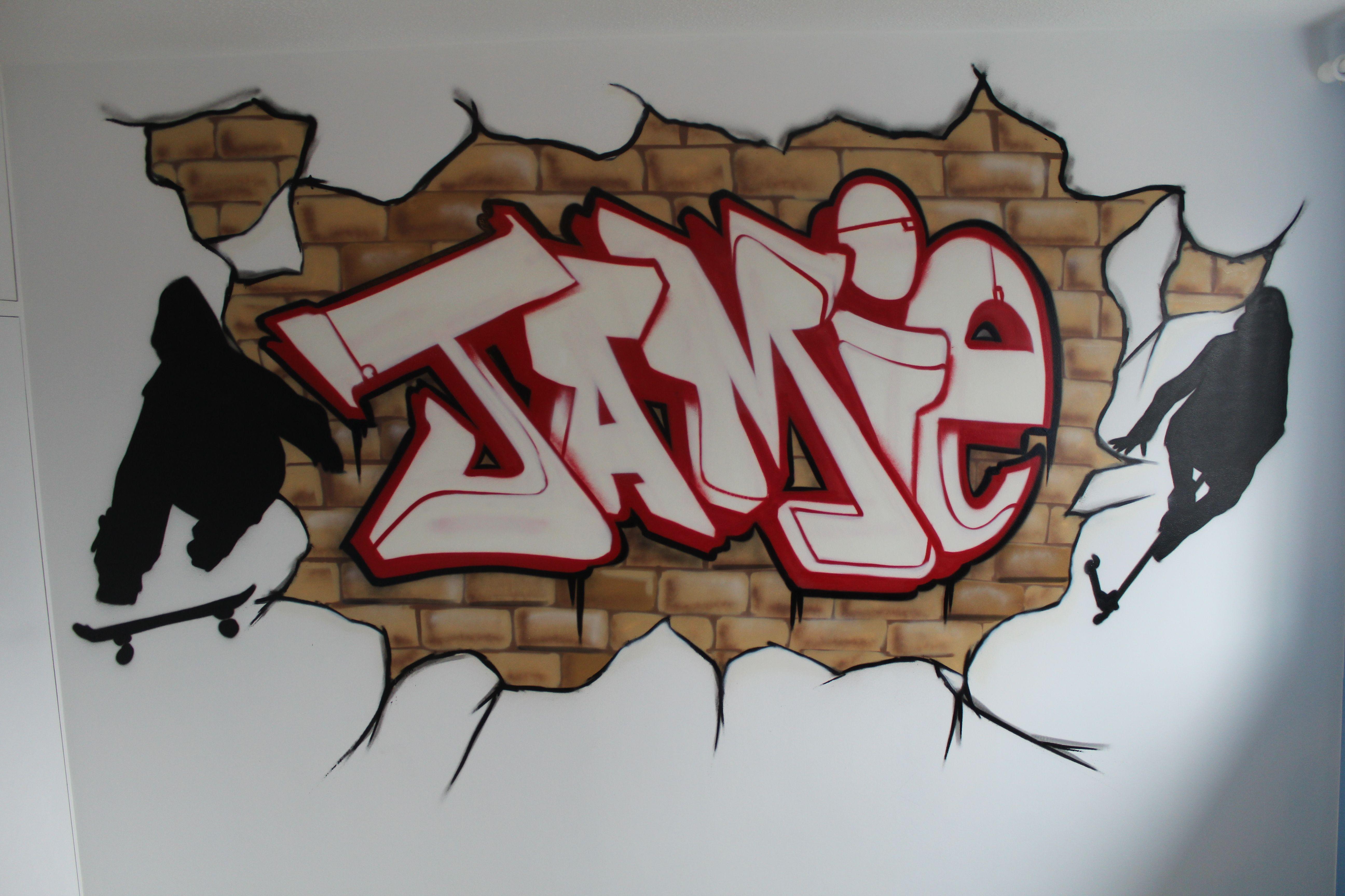 5184x3456 Graffiti Murals For Bedrooms Brick Wall Graffiti Bedrooms