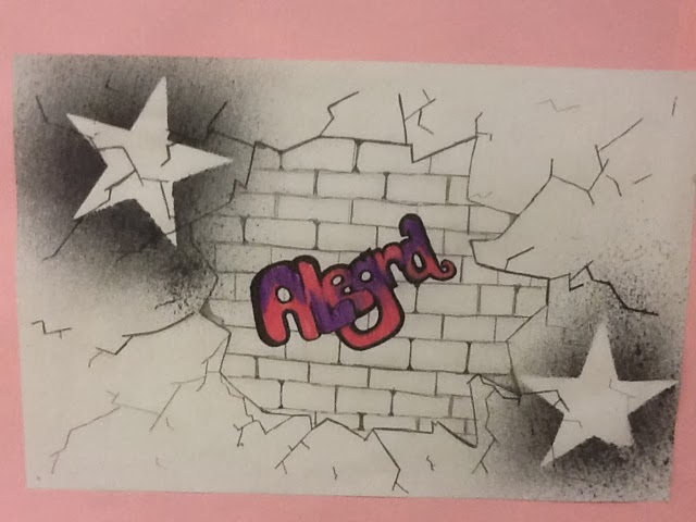 640x480 Kids Love Graffiti! In This Lesson I Combined A Youtube Brick