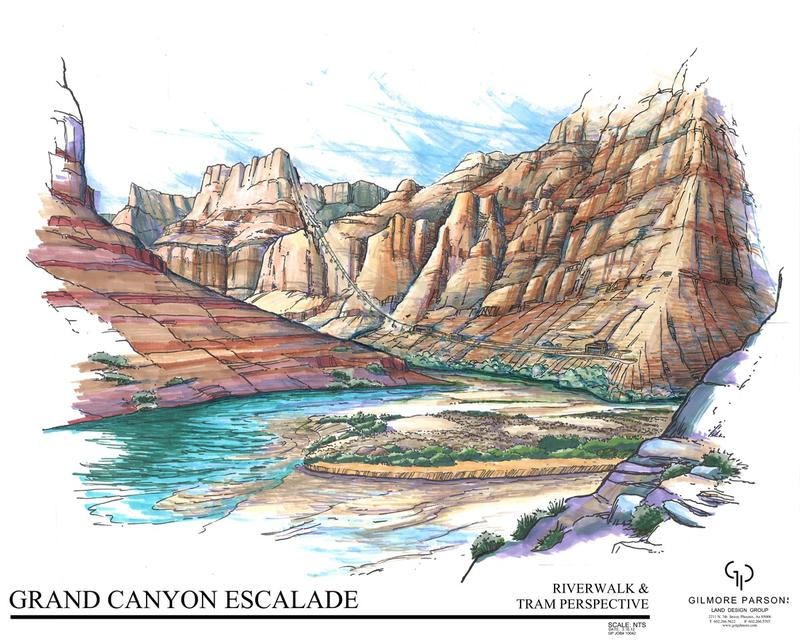 800x640 Bill To Build Grand Canyon Tram Goes Before Navajo Lawmakers