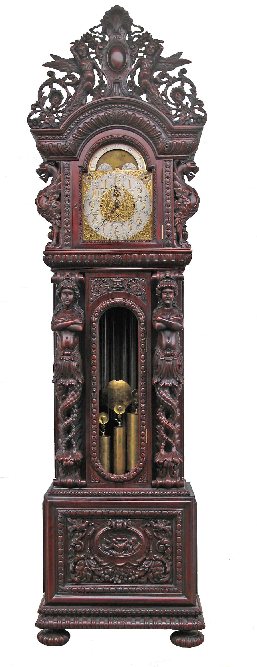 Grandfather Clock Drawing at GetDrawings.com | Free for ...
