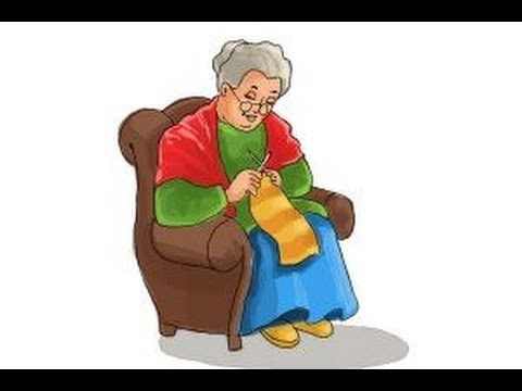 480x360 How To Draw A Grandmother