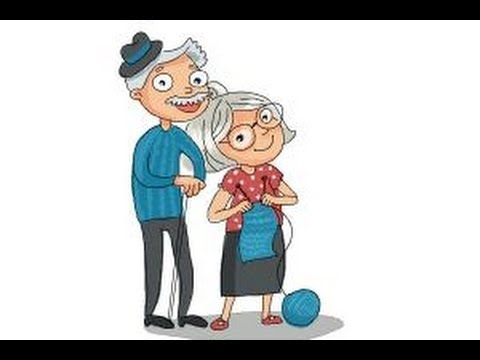 480x360 How To Draw Grandparents