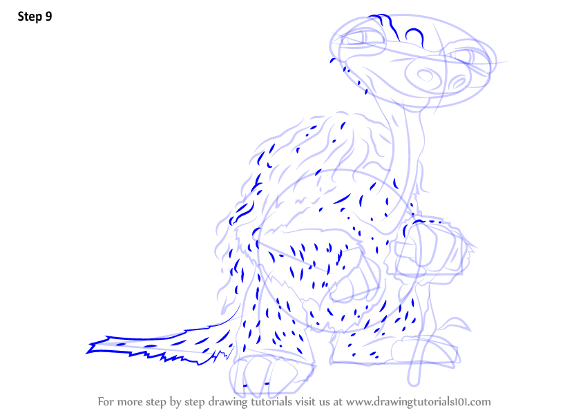 844x598 Learn How To Draw Granny From Ice Age (Ice Age) Step By Step