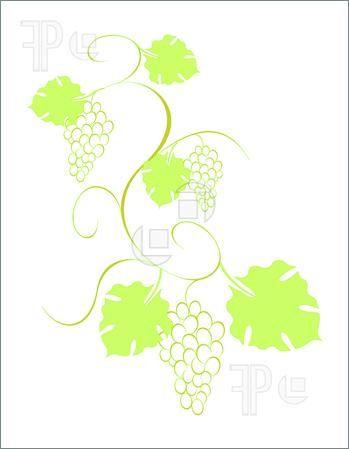 349x449 Grape Leaf Pattern Drawings
