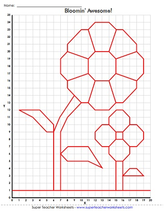 321x413 Mystery Graph Picture Worksheets