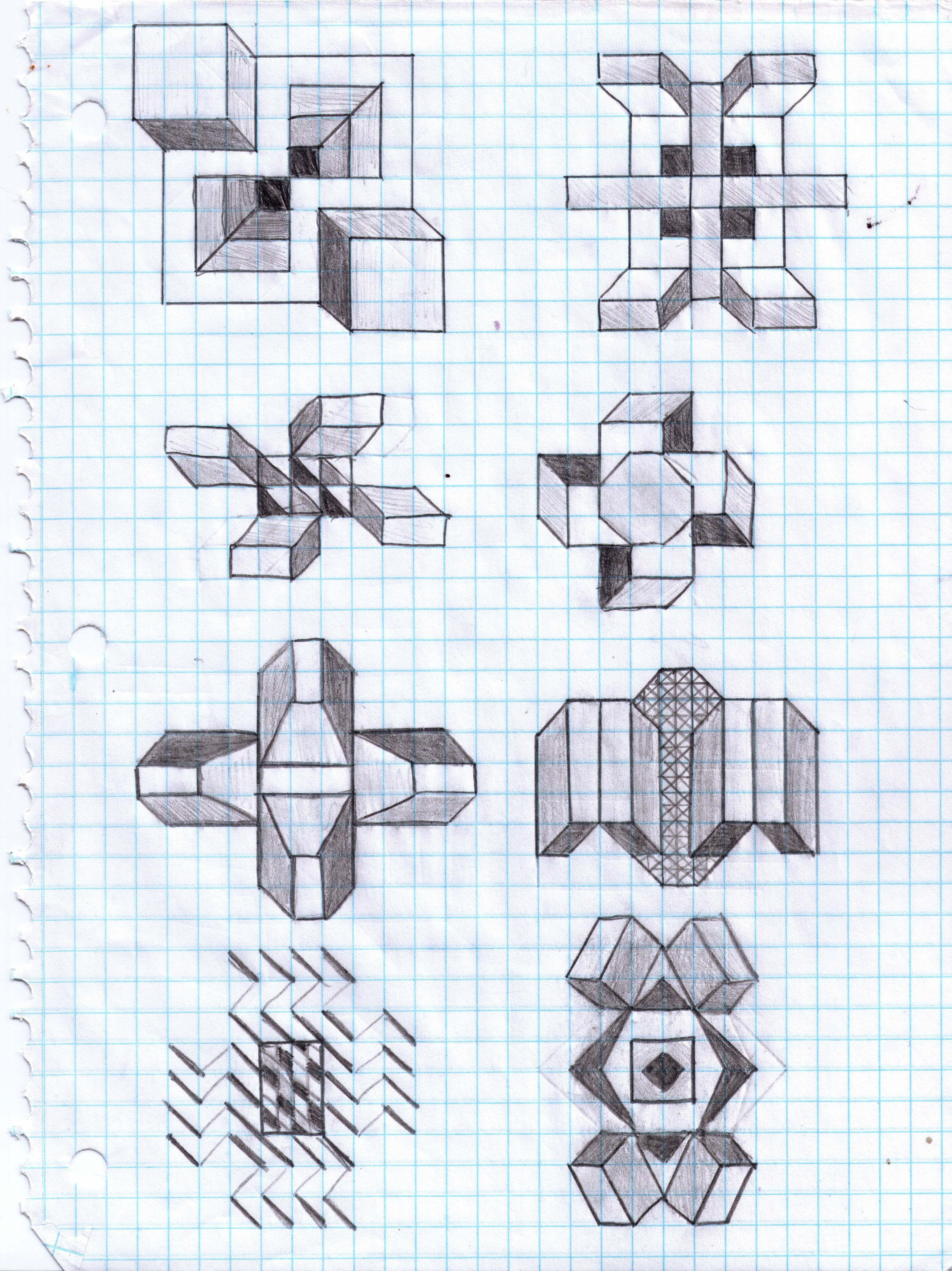 graph paper drawing at getdrawings