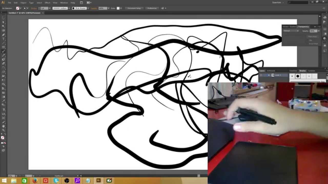 1280x720 Huion H420 Graphics Tablet Review