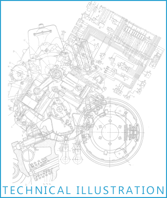 337x400 Technical Drawing, Graphics And Illustration