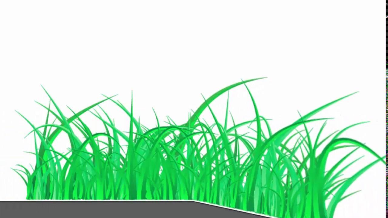 1280x720 Green Grass