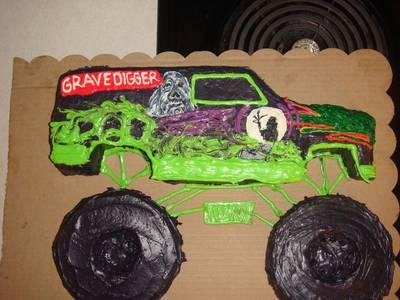 400x300 Grave Digger Monster Truck Better Recipes