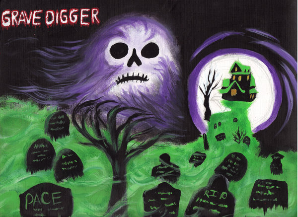 600x437 Grave Digger By Zimaro