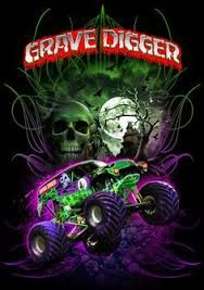 188x267 Image Result For Grave Digger Drawing My Rides