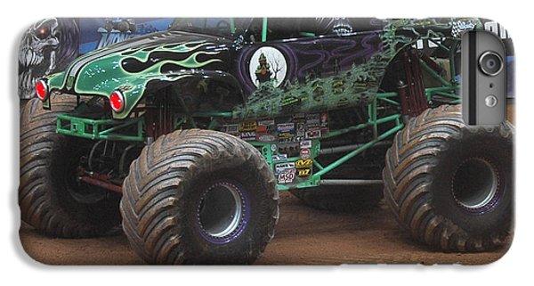 600x321 Grave Digger Monster Truck Iphone 7 Plus Cases Fine Art America