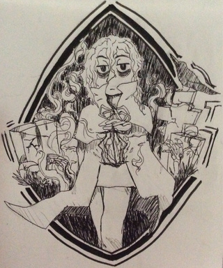 320x384 Graveyard Drawings On Paigeeworld. Pictures Of Graveyard
