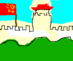 300x250 Great Wall Of China