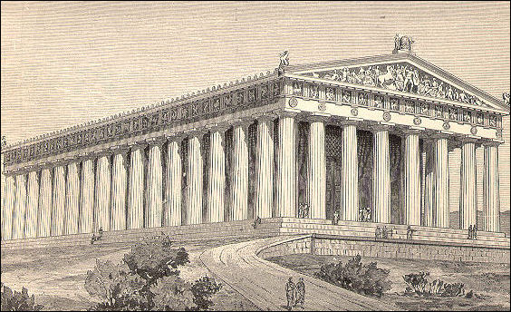 greek architecture drawing at getdrawings com free for personal